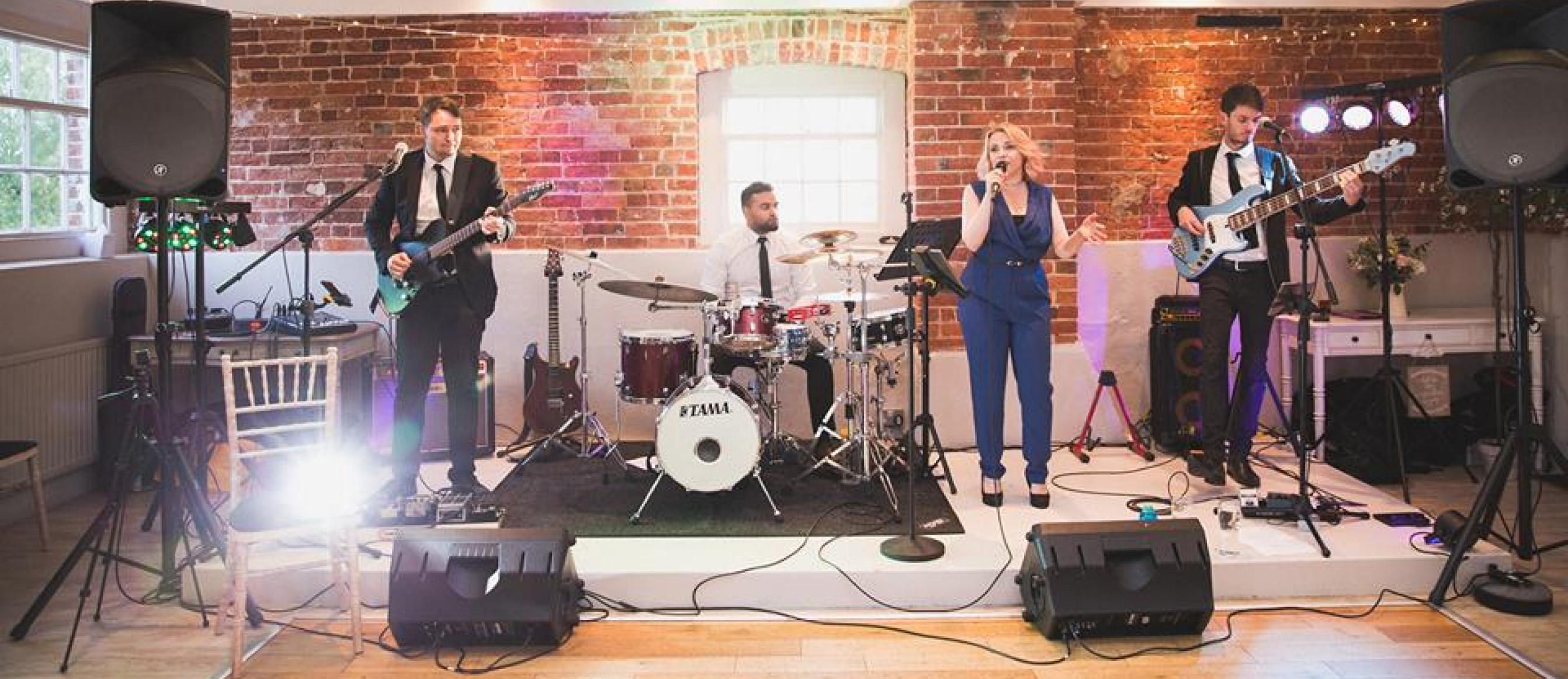 London Bands for Hire | Cover Bands | Weddings | Events - Off The Record